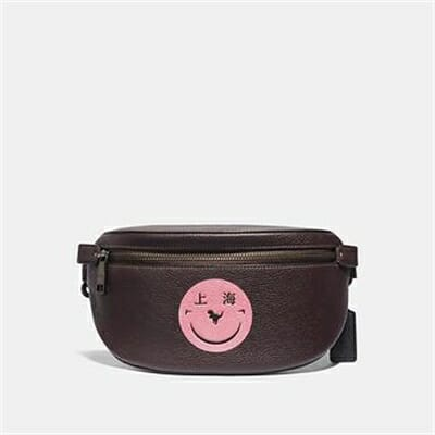 Fashion 4 Coach BELT BAG WITH REXY BY YETI OUT