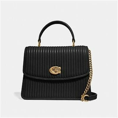 Fashion 4 Coach PARKER TOP HANDLE WITH QUILTING