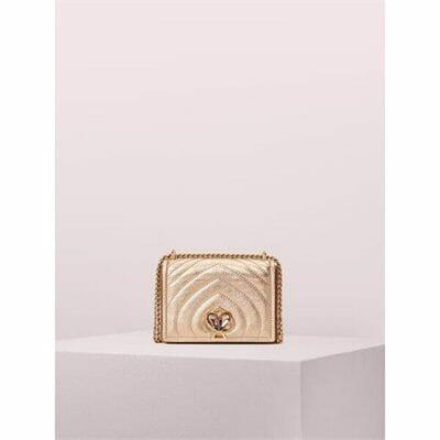 Fashion 4 - amelia jeweled twistlock small convertible chain shoulder bag