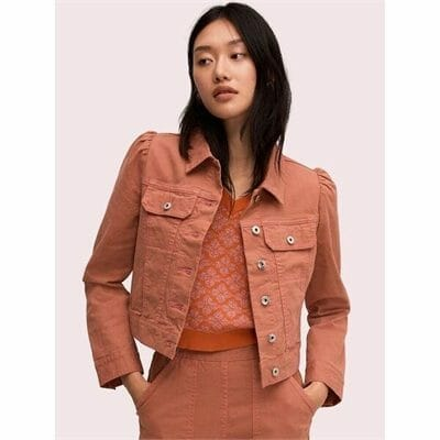 Fashion 4 - femme denim jacket