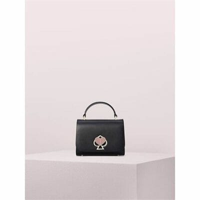 Fashion 4 - nicola twistlock small top handle bag