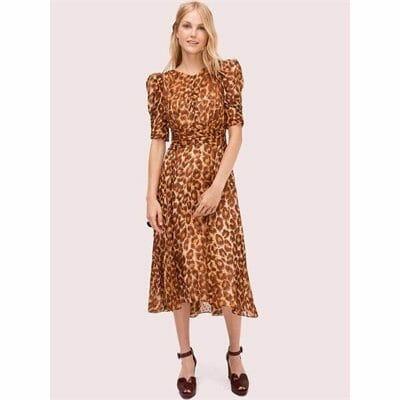 Fashion 4 - panthera clip dot dress