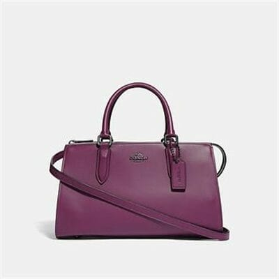 Fashion 4 Coach BOND BAG WITH SNAKESKIN DETAIL