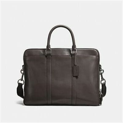 Fashion 4 Coach METROPOLITAN DOUBLE ZIP BUSINESS CASE