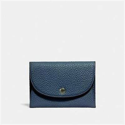 Fashion 4 Coach SNAP CARD CASE IN COLORBLOCK