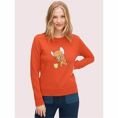 Fashion 4 - kate spade new york x tom & jerry sweatshirt