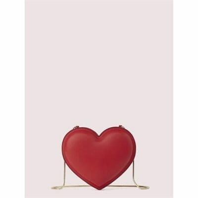 Fashion 4 - 3d heart crossbody