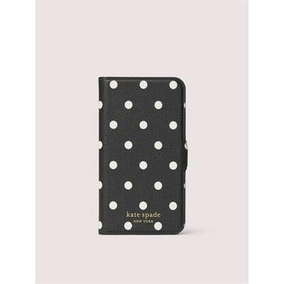Fashion 4 - cabana dot iphone 11 pro magnetic wrap folio case