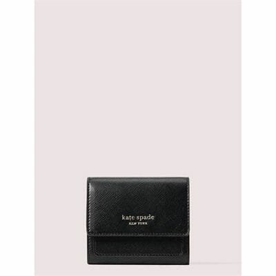 Fashion 4 - spencer trifold flap wallet