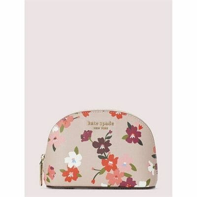 Fashion 4 - spencer cherry blossom small dome cosmetic case