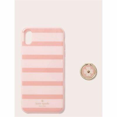 Fashion 4 - dot ring set iphone xr case