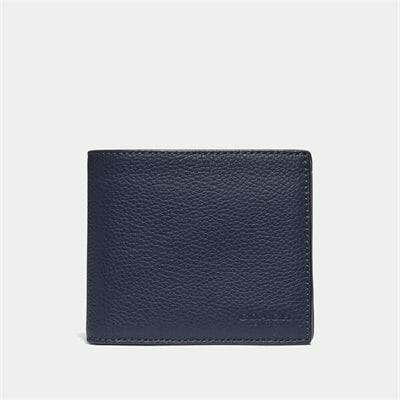 Fashion 4 Coach 3-In-1 Wallet In Colorblock