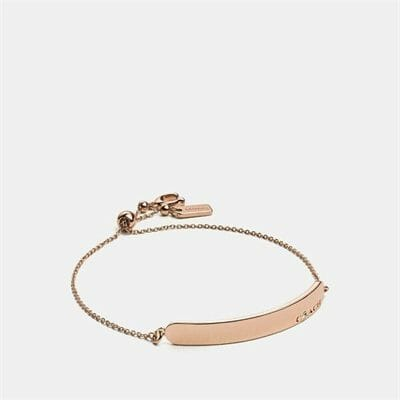 Fashion 4 Coach Coach Bar Slider Bracelet