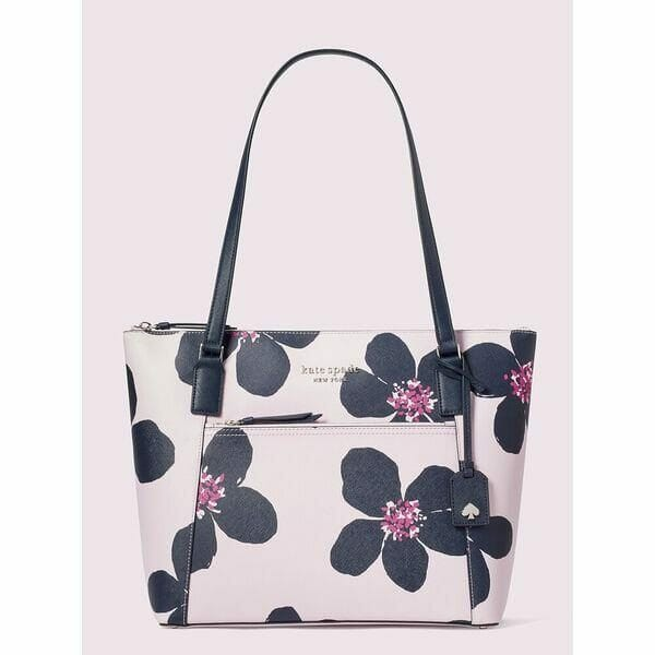 Fashion 4 - cameron grand flora pocket tote