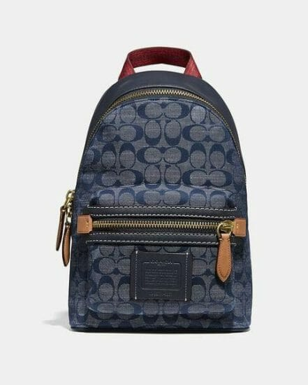 Fashion 4 Coach Academy Pack In Signature Chambray