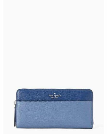 Fashion 4 - jackson colorblock large continental wallet