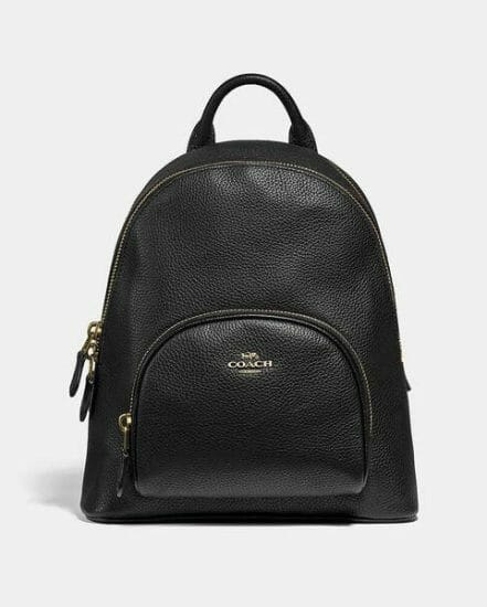 Fashion 4 Coach Carrie Backpack 23