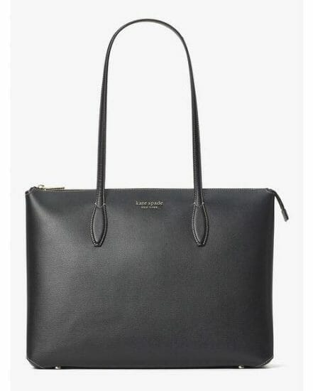 Fashion 4 - all day large zip-top tote