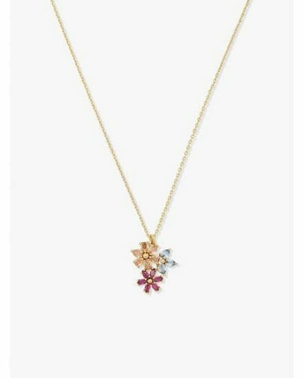 Fashion 4 - first bloom cluster pendant
