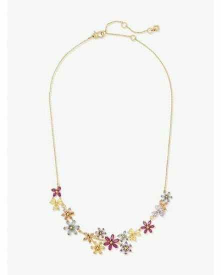 Fashion 4 - first bloom necklace