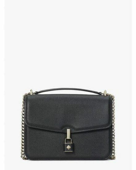Fashion 4 - locket large flap shoulder bag
