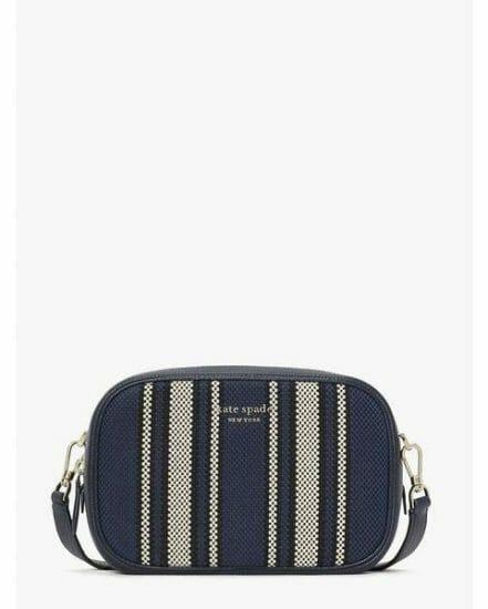 Fashion 4 - astrid canvas stripe medium camera bag