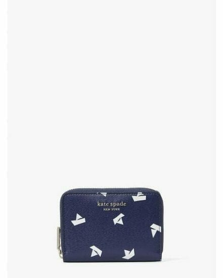 Fashion 4 - spencer paper boats zip card case
