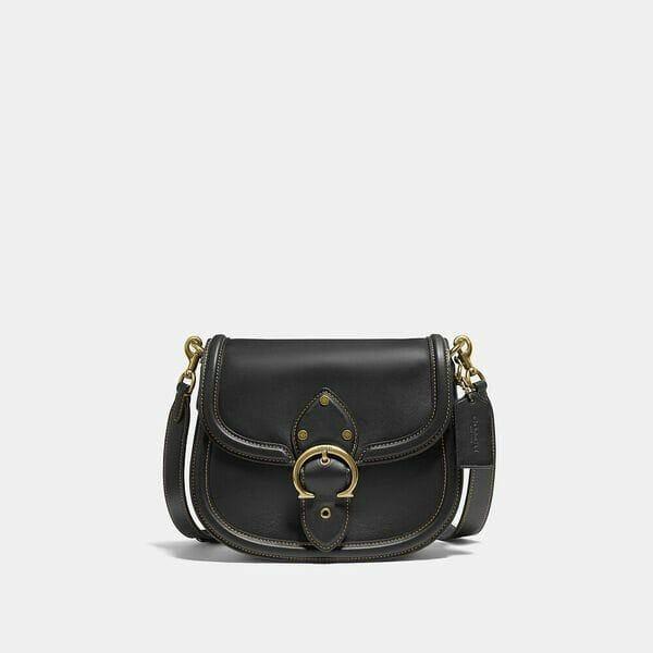 Fashion 4 Coach Beat Saddle Bag