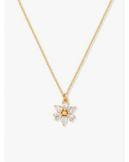 Fashion 4 - first bloom boxed pendant & studs set