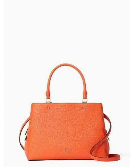 Fashion 4 - leila medium triple compartment satchel