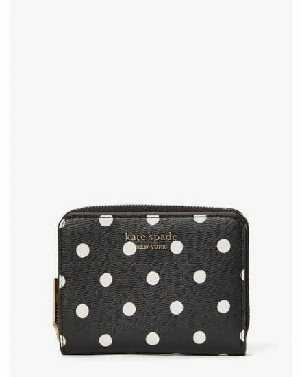Fashion 4 - spencer sunshine dot small compact wallet