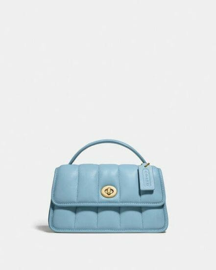 Fashion 4 Coach Turnlock Clutch 20 With Quilting