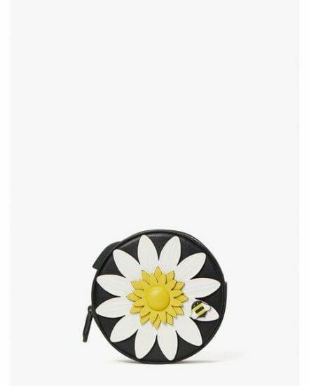 Fashion 4 - buzz daisy 3d coin purse
