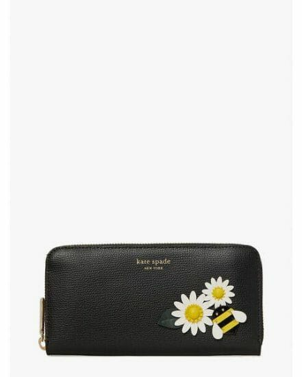 Fashion 4 - buzz zip-around continental wallet
