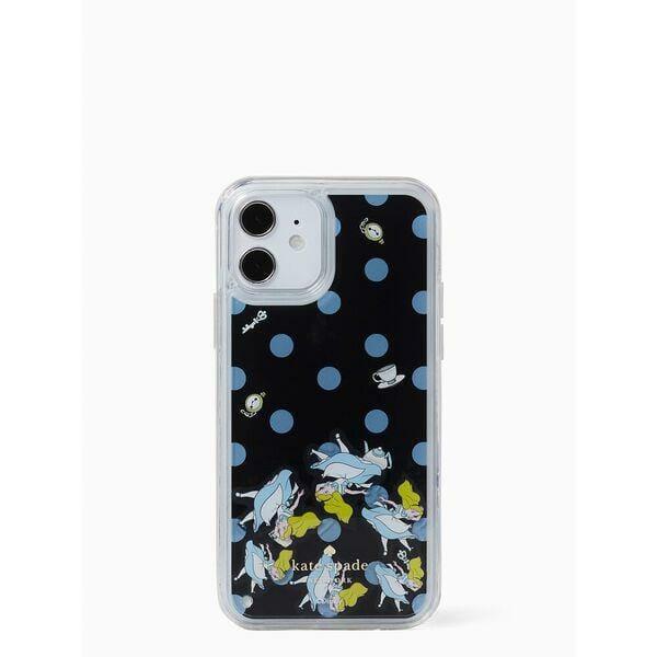 Fashion 4 - disney x kate spade new york alice in wonderland iphone 12 & 12 pro case