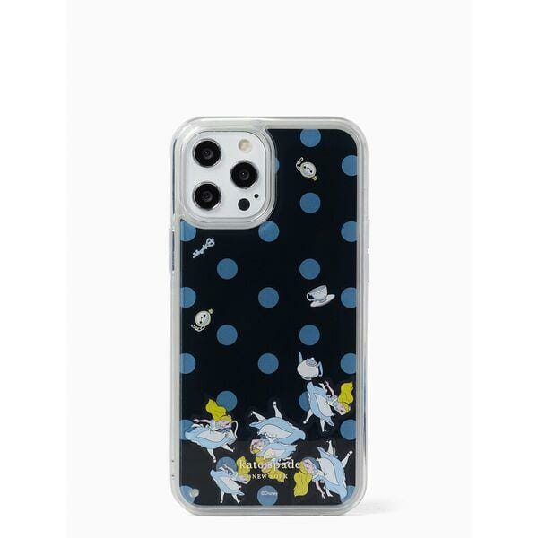 Fashion 4 - disney x kate spade new york alice in wonderland iphone 12 pro max case