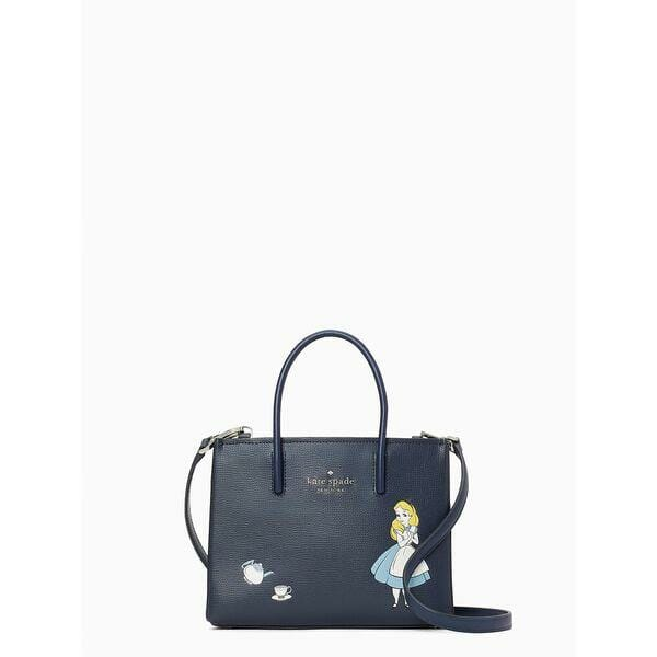 Fashion 4 - disney x kate spade new york alice in wonderland shopper crossbody bag