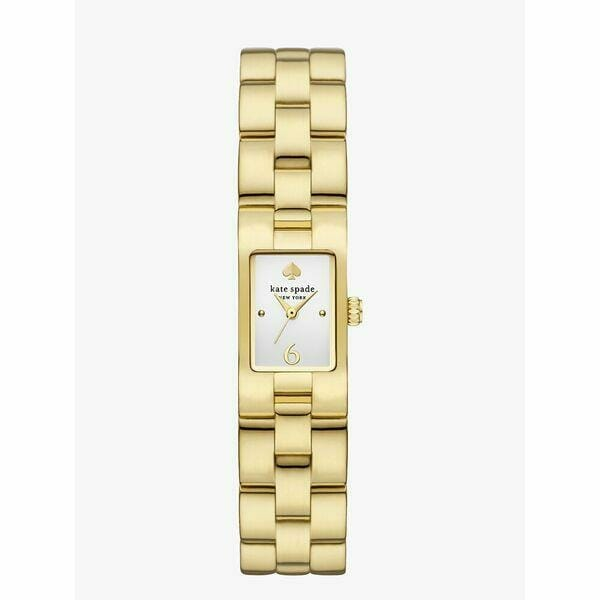 Fashion 4 - brookville gold-tone stainless steel watch