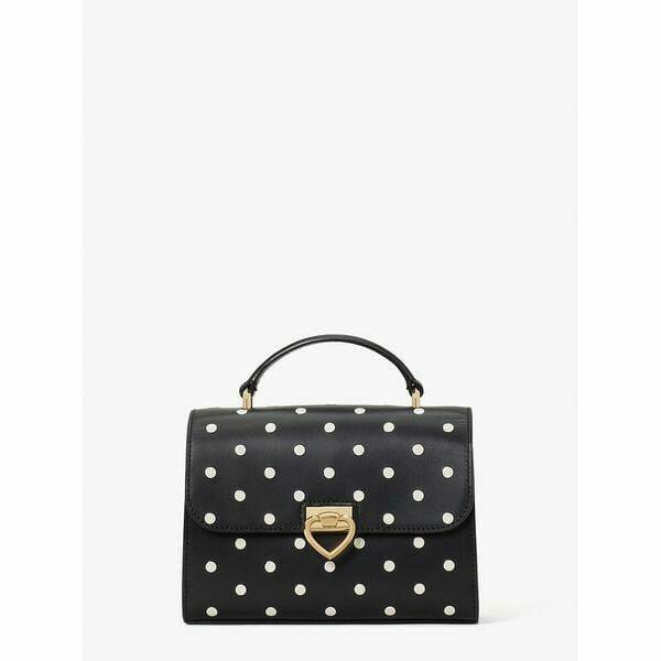 Fashion 4 - lovitt dot small top-handle bag
