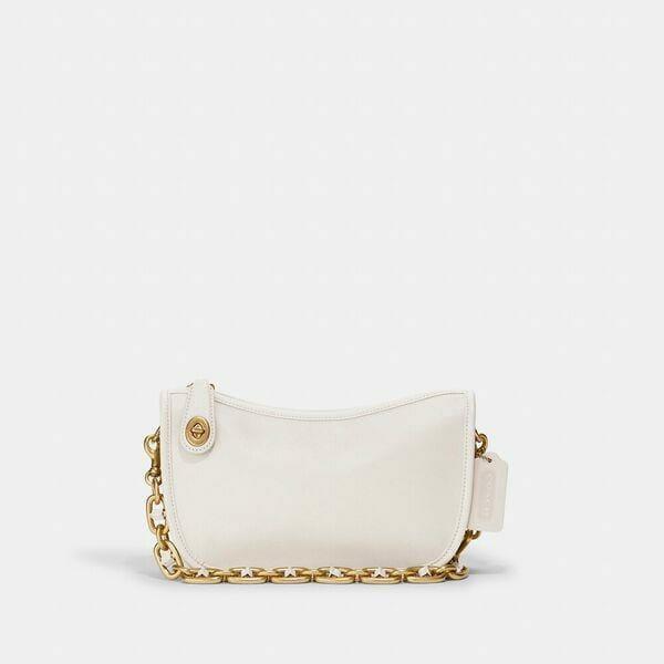 Fashion 4 Coach Swinger Bag With Chain